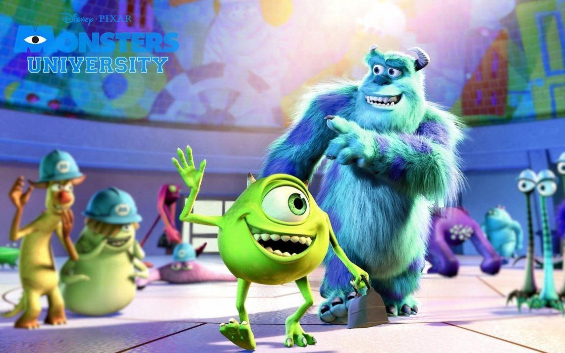 Monsters University Monsters Inc_ movies wallpaper