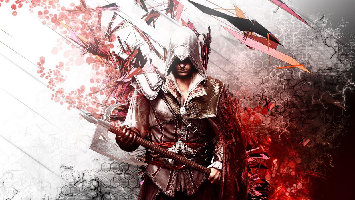 Assassin's Creed warriors wallpaper