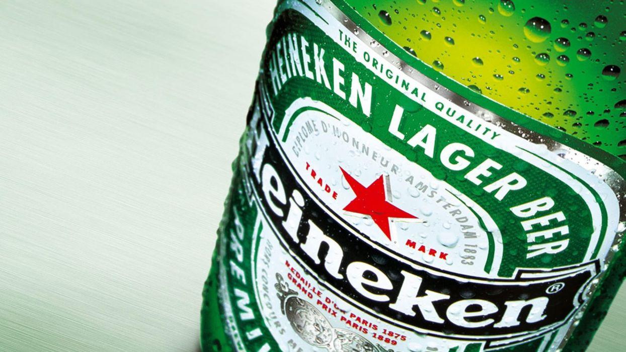Heineken beer drinks wallpaper