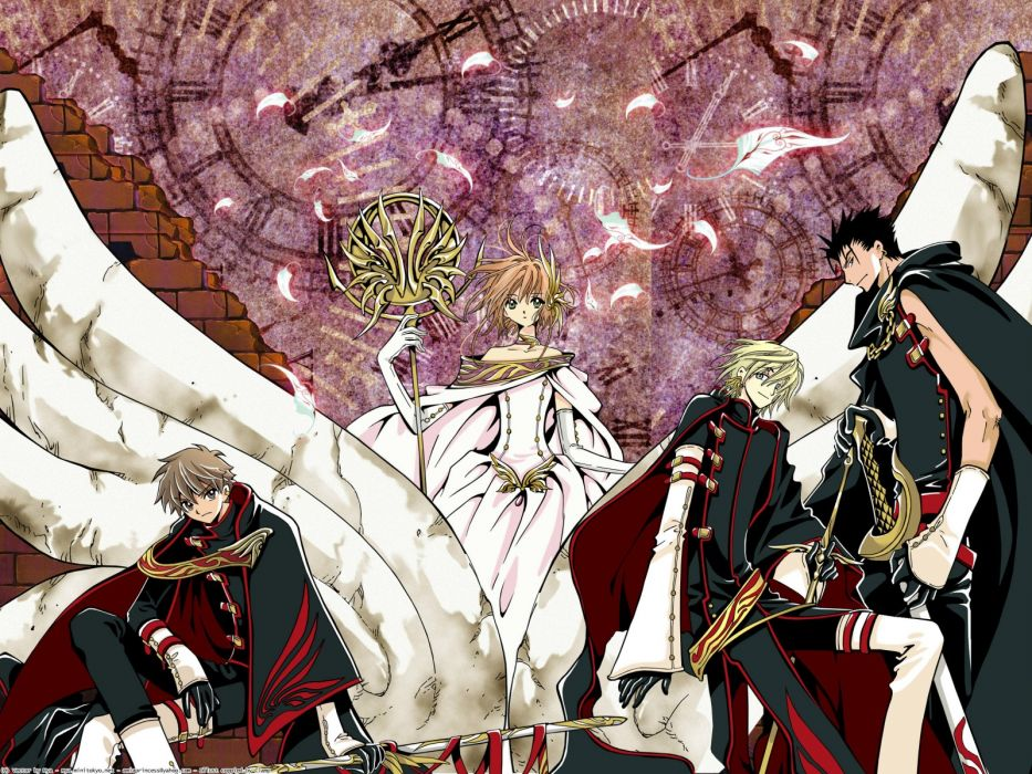 Tsubasa Reservoir Chronicle Wallpaper 1600x1200 38269