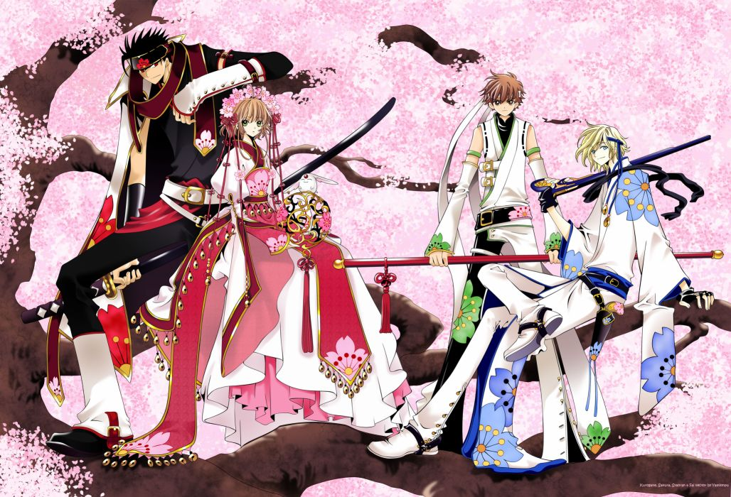 Tsubasa Reservoir Chronicle Wallpaper 3669x2500 38293
