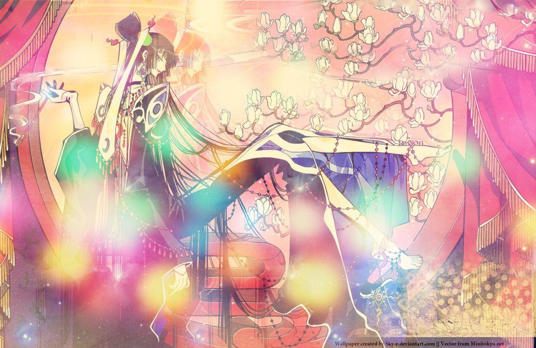 Tsubasa Reservoir Chronicle wallpaper