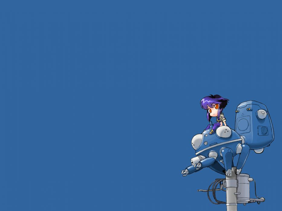 Ghost In The Shell Wallpaper 1600x1200 38403 Wallpaperup