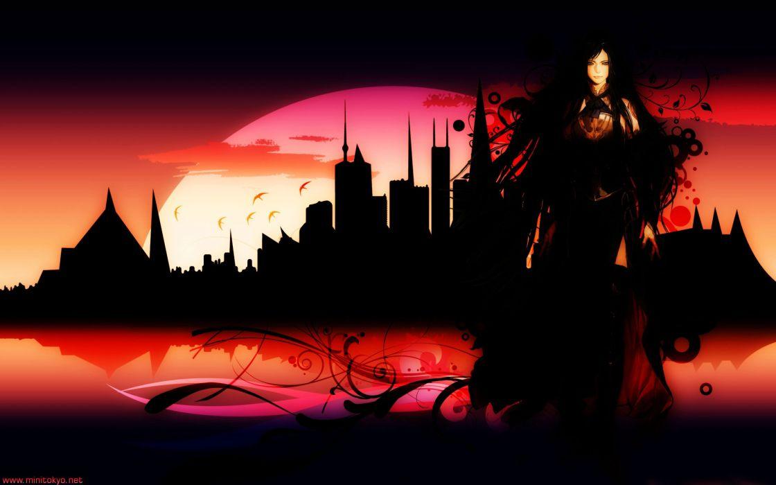 Castlevania fantasy wallpaper