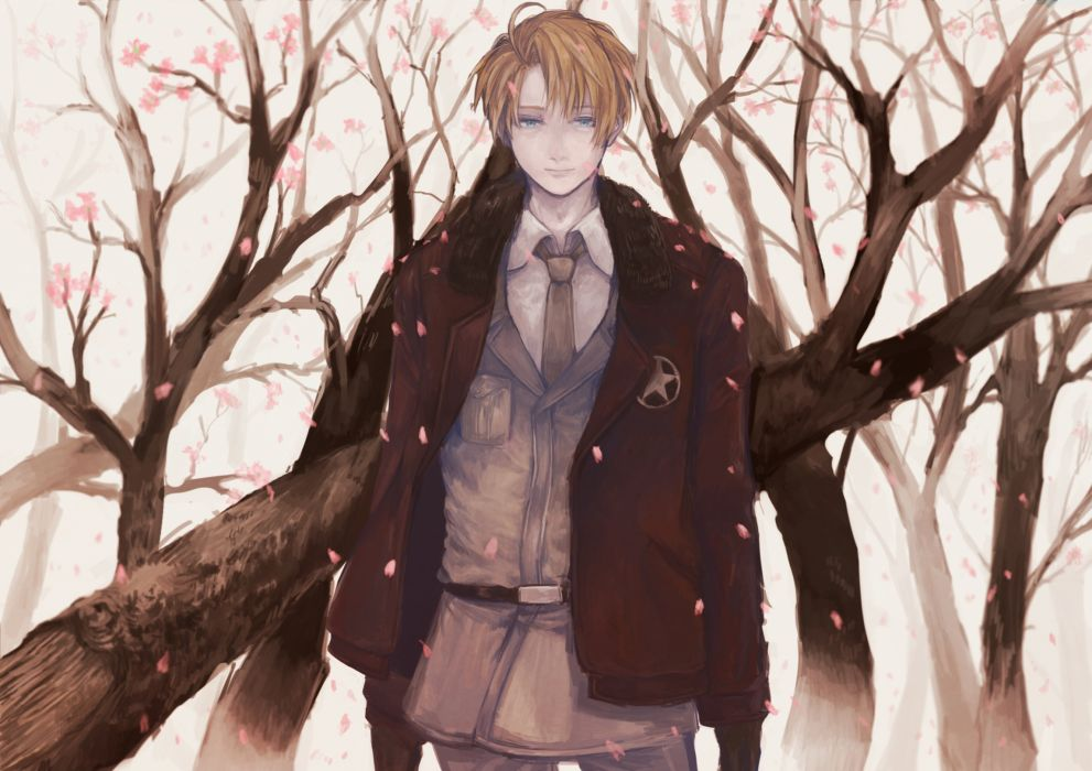 Axis Powers Hetalia wallpaper