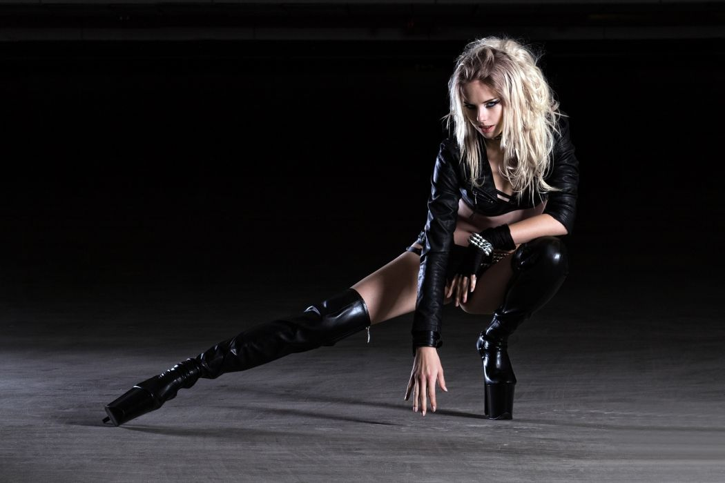 boots latex fetish women models blondes sexy babes legs pov wallpaper