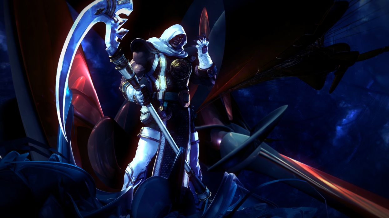 Soul Calibur fantasy wallpaper