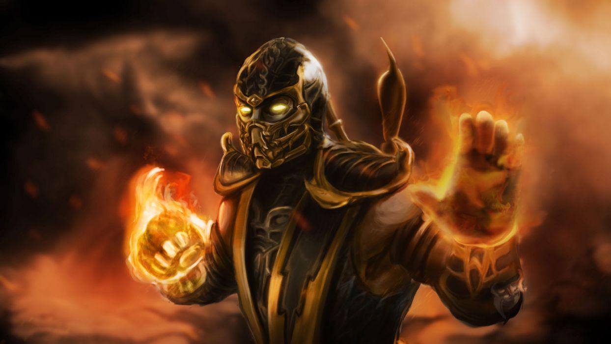 Mortal Kombat wallpaper