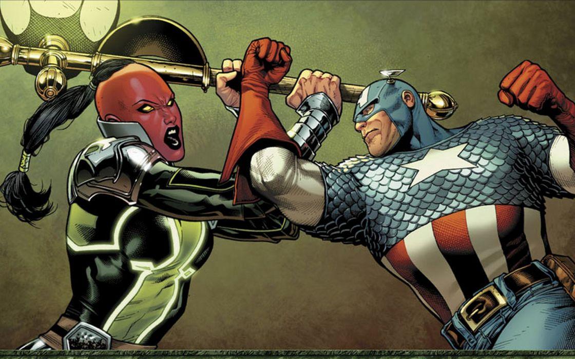 Captain America superhero wallpaper
