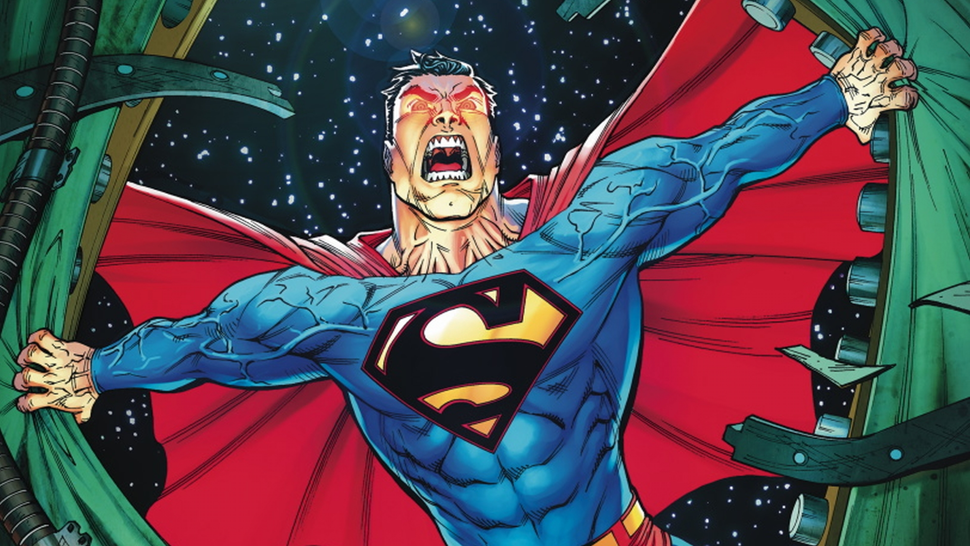 superman comic art wallpaper - photo #39