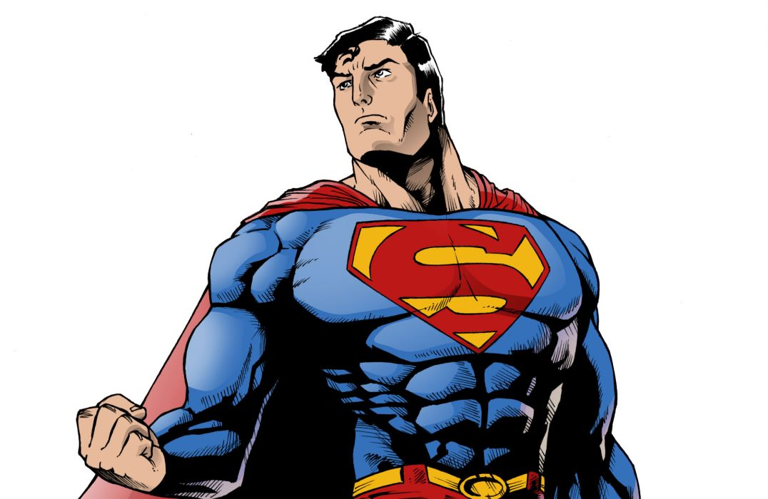 Superman comics superhero wallpaper