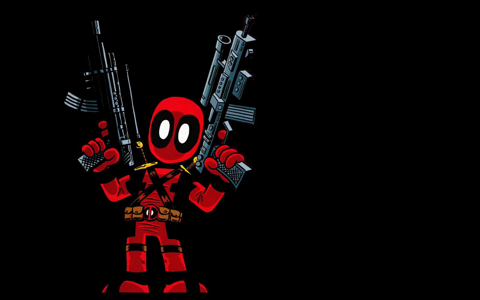 Images Of Cute Deadpool Wallpaper Calto