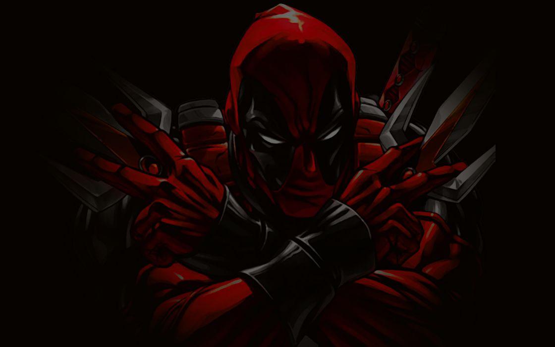 Deadpool Wade Winston Wilson anti-hero Marvel Comics mercenary wallpaper
