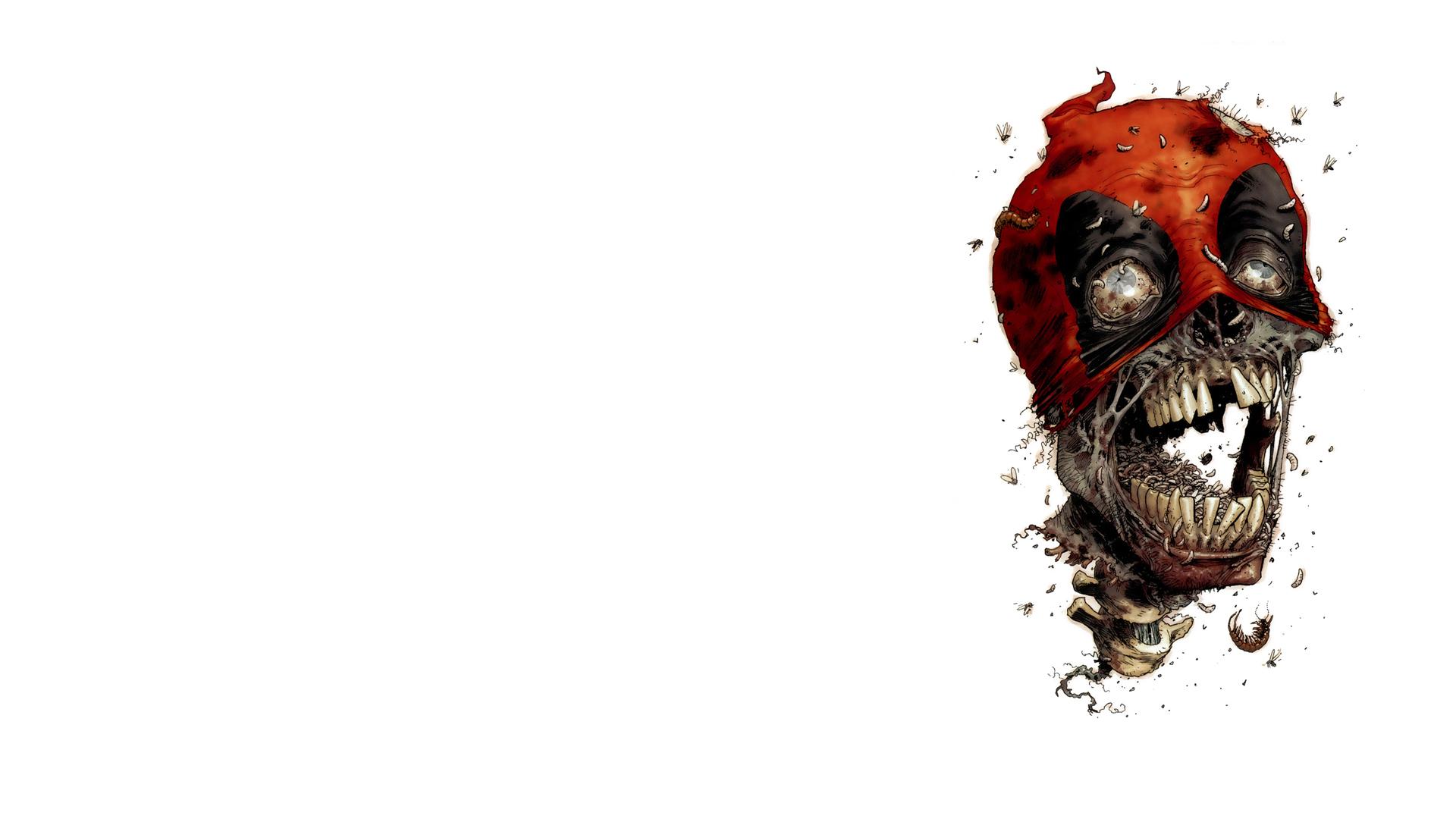 Deadpool Wade Winston Wilson Anti Hero Marvel Comics Mercenary