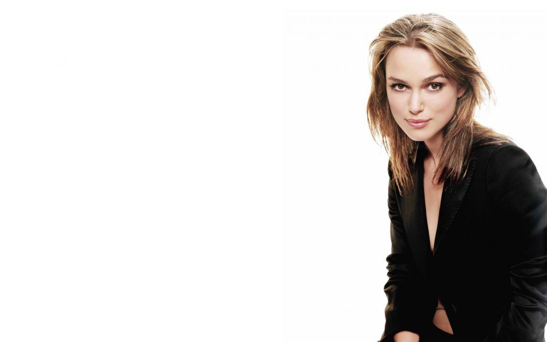 Keira Knightley celebrity models babes  wallpaper