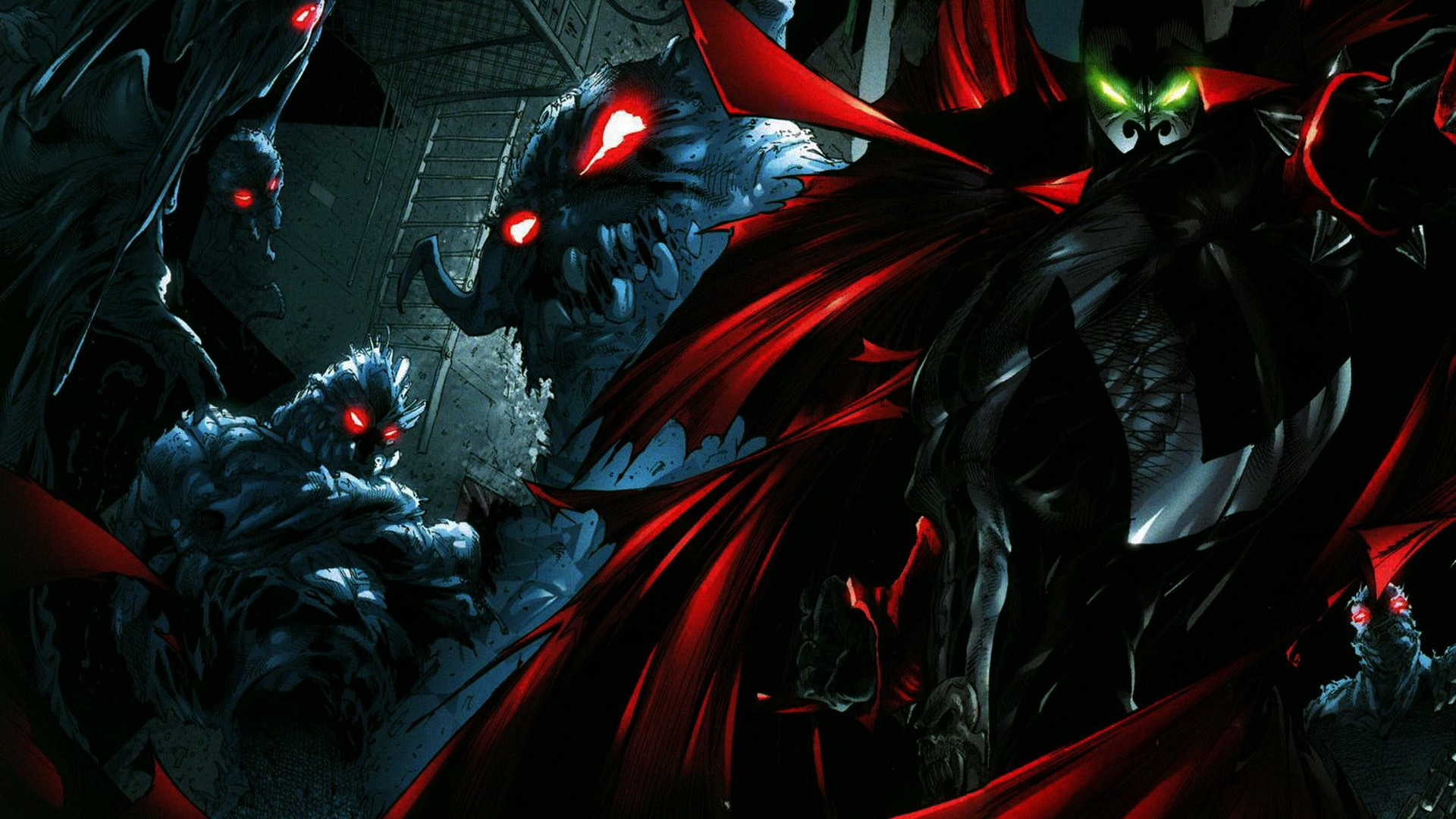 spawn wallpapers 1920x1080 - photo #8