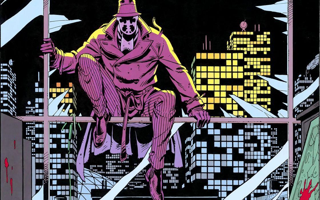 Watchmen wallpaper