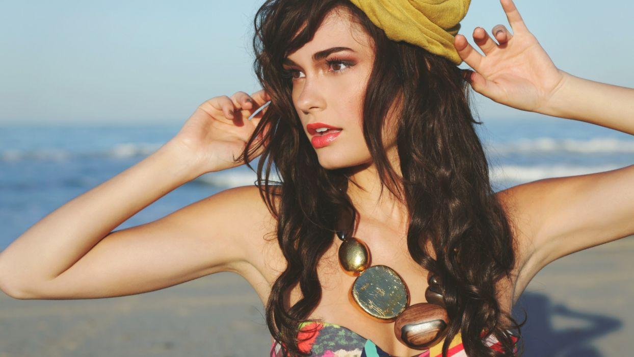Casey Carlson women models fashion glamour models babes sexy wallpaper