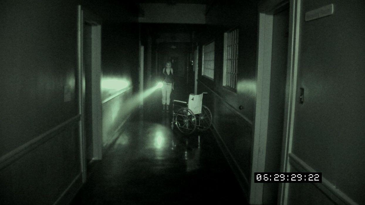 Grave Encounters 2 dark horror wallpaper