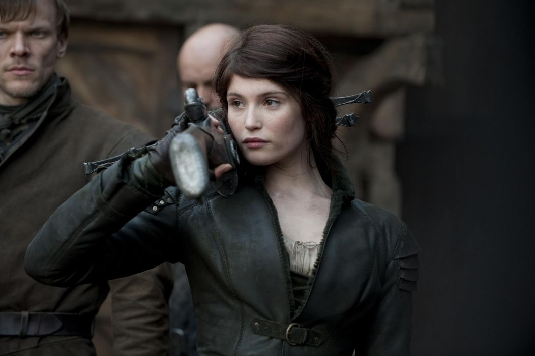 Hansel And Gretel Witch Hunters movies wallpaper