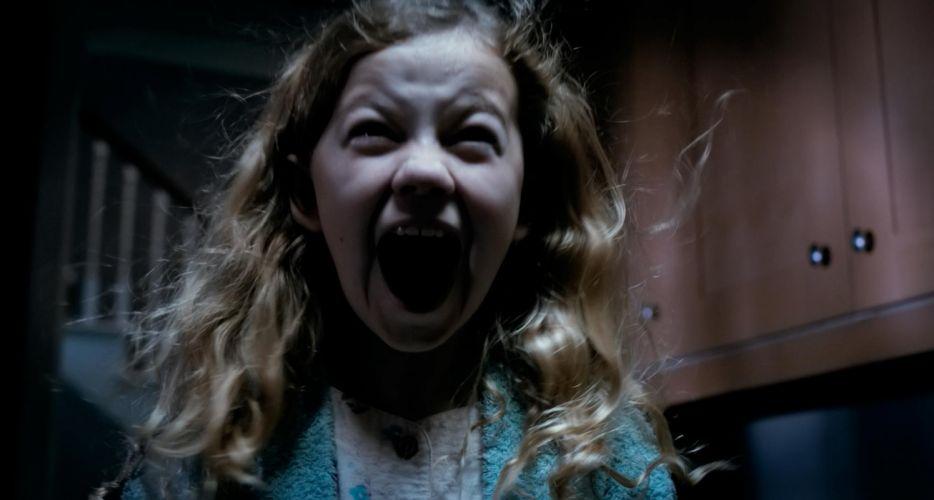 Mama dark horror movies scary wallpaper