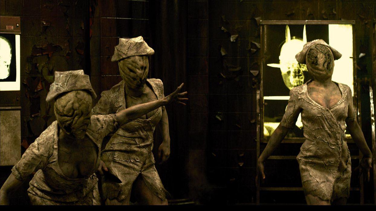 Silent Hill Revelation 3D movies dark horror wallpaper