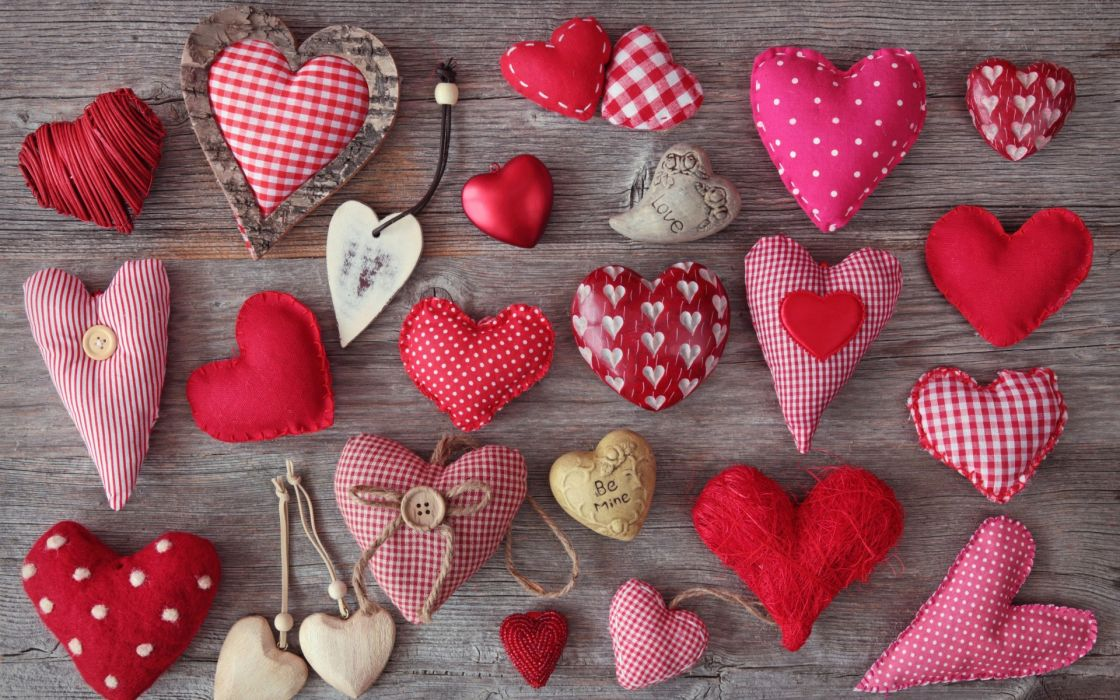 valentine's day love romance hearts wallpaper