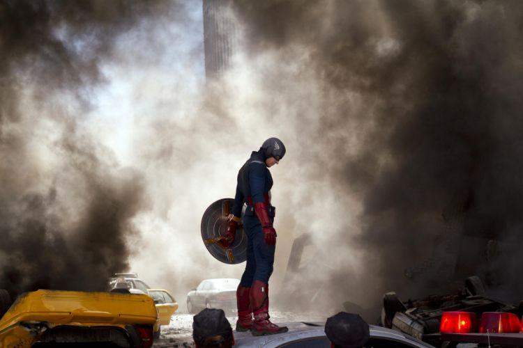 Chris Evans The Avengers movies comics superhero captain america actors men males h wallpaper