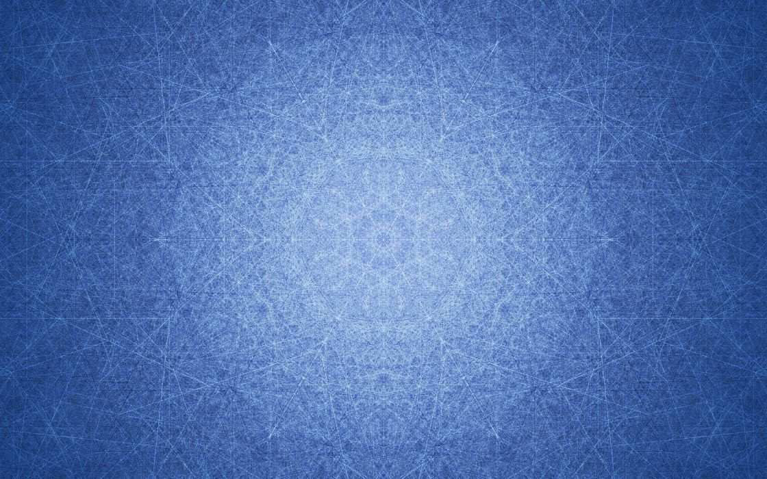 Abstract Pattern Blue texture wallpaper