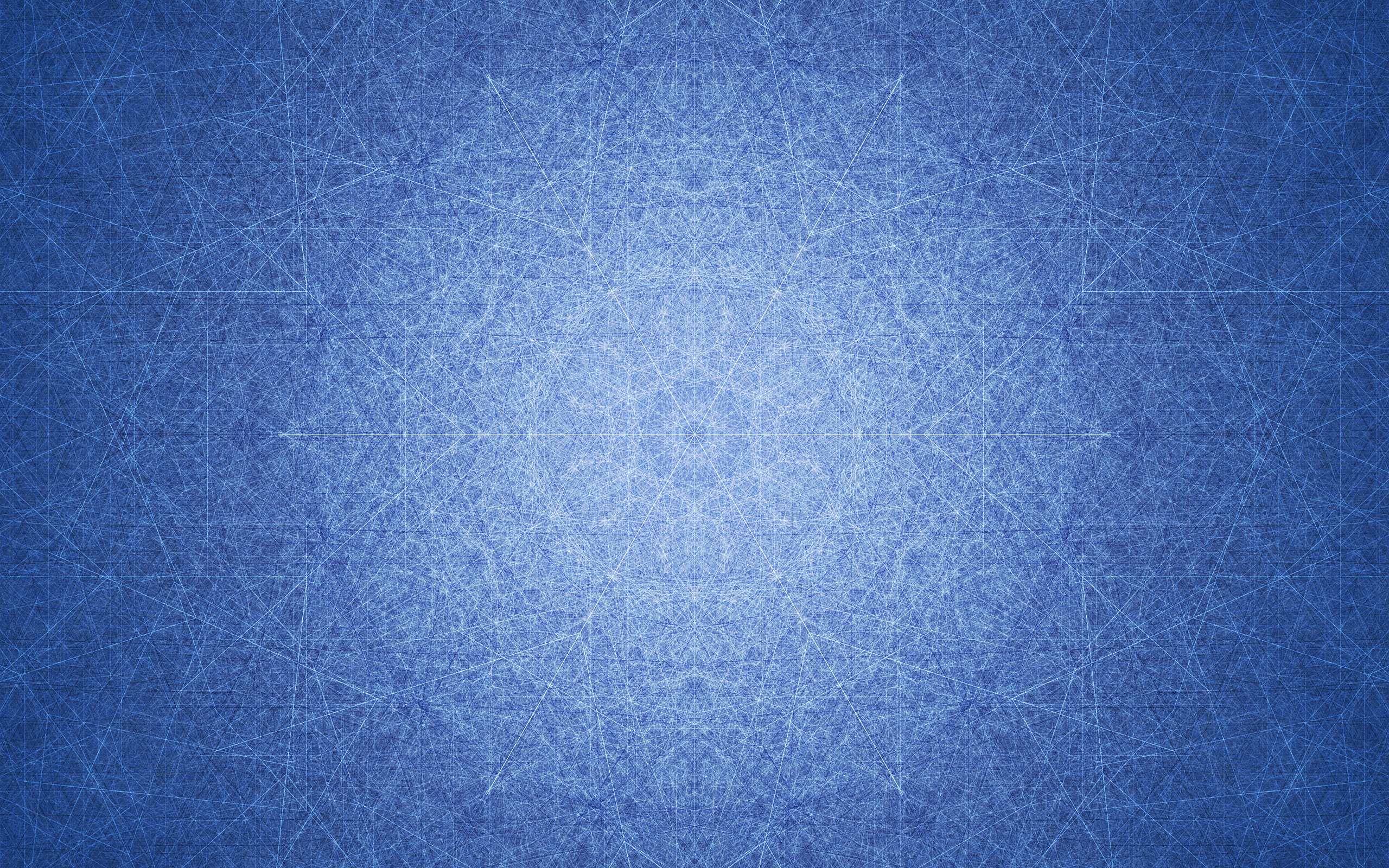 Abstract Pattern Blue Texture