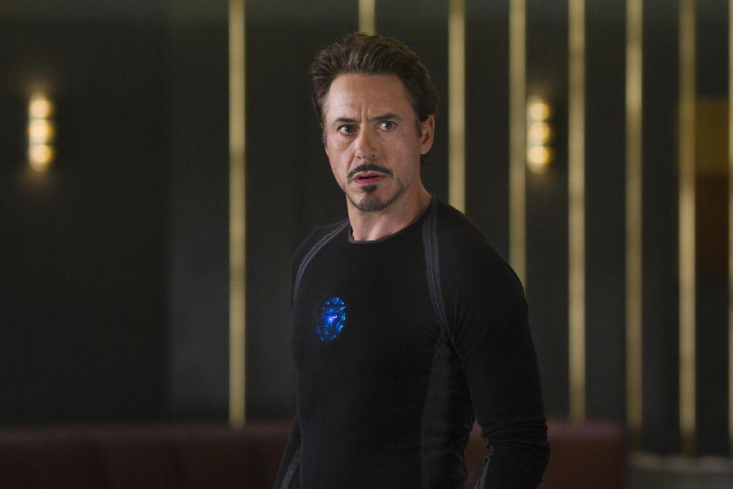 Robert Downey Jr The Avengers comics movies actor men males iron man wallpaper
