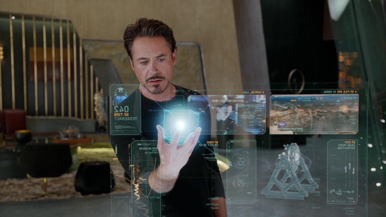 Robert Downey Jr The Avengers comics movies actor men males wallpaper