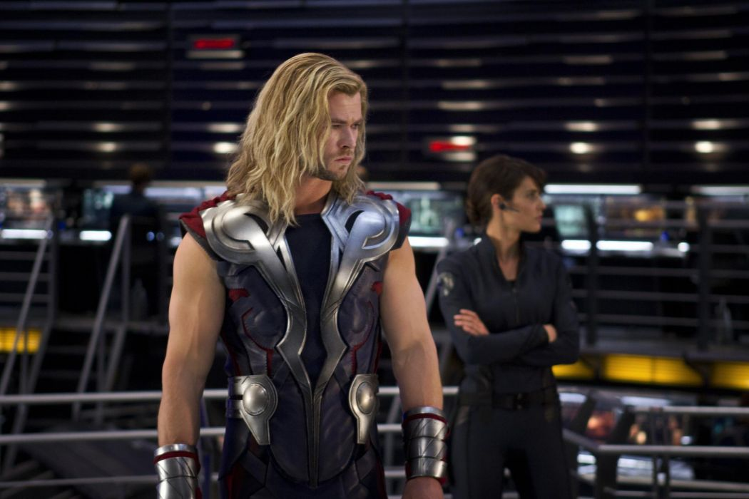 The Avengers Thor movies comics wallpaper
