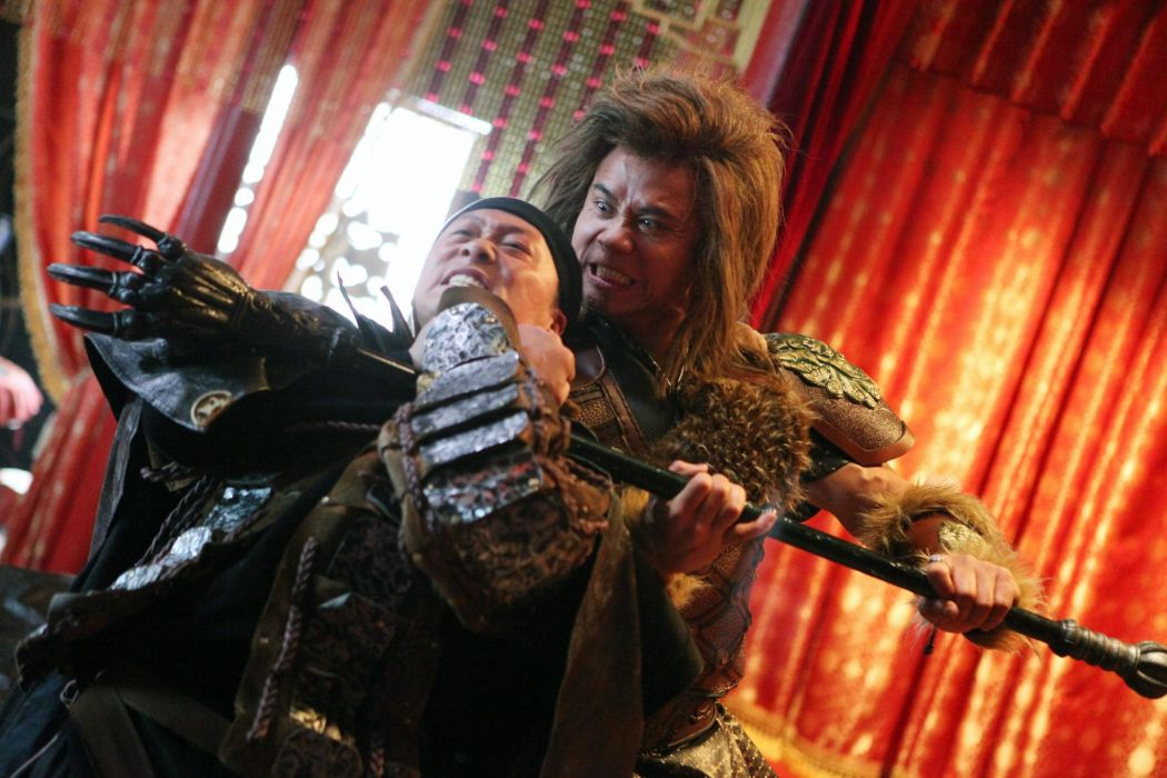 The Man With Iron Fists movies Quentin martail art asain oriental warriors weapons battle sword katana wallpaper