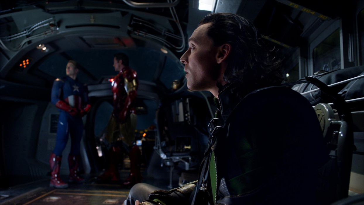 Tom Hiddleston In The Avengers comics iron man actors men males downey wallpaper