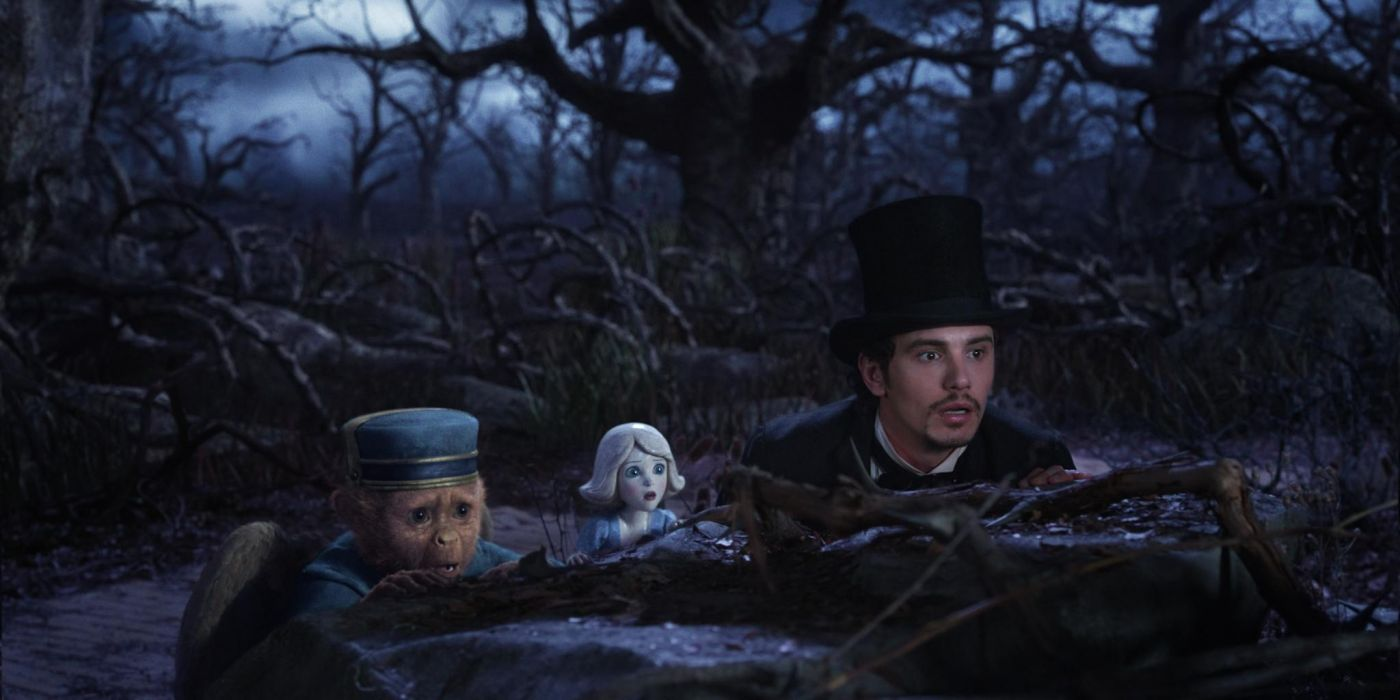 Oz The Great And Powerful movies fantasy    t wallpaper