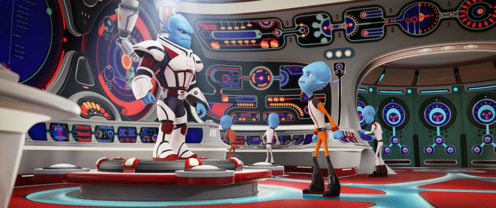 Escape From Planet Earth cartoon animation sci-fi movies       r wallpaper