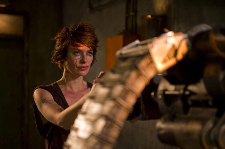 Dredd movies action weapons guns t wallpaper