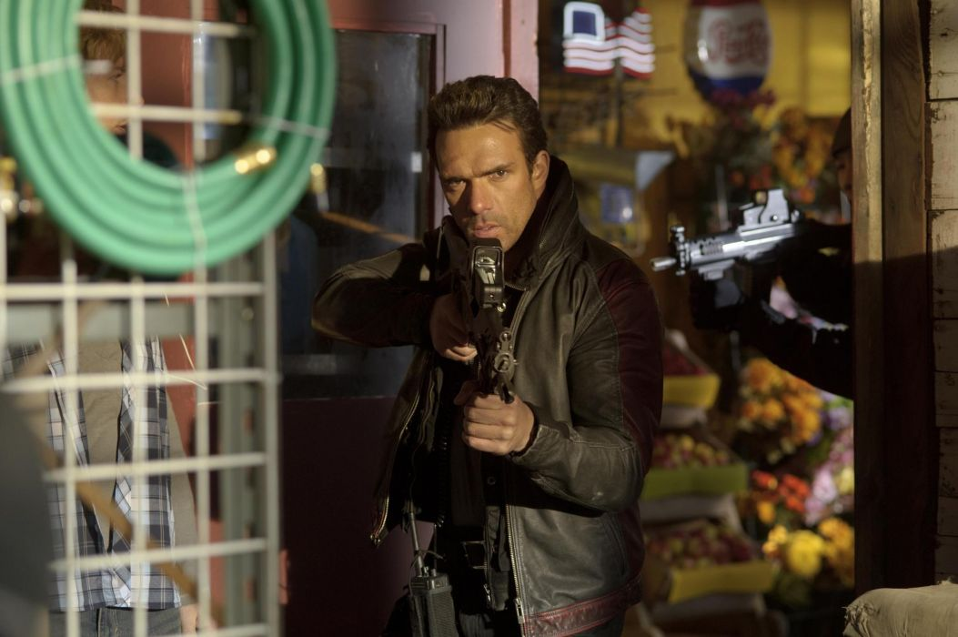 The Package movies action weapons guns wallpaper