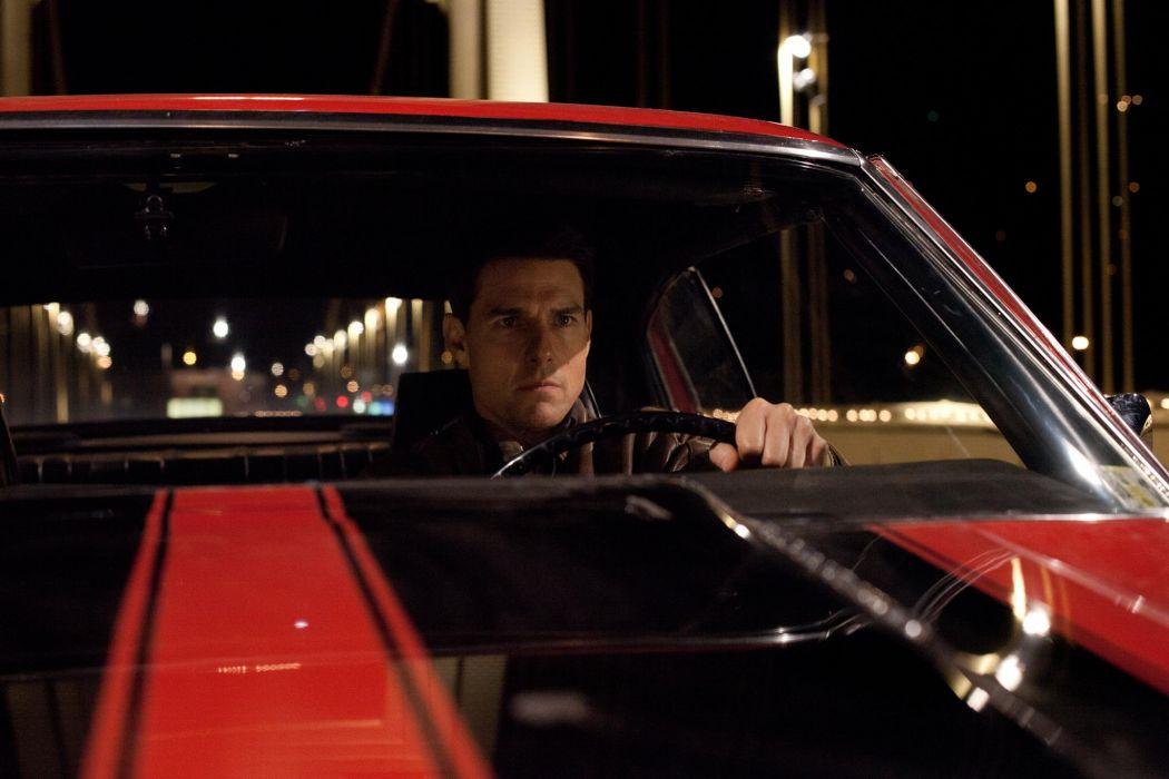 Jack Reacher movies action tom cruise muscle cars wallpaper