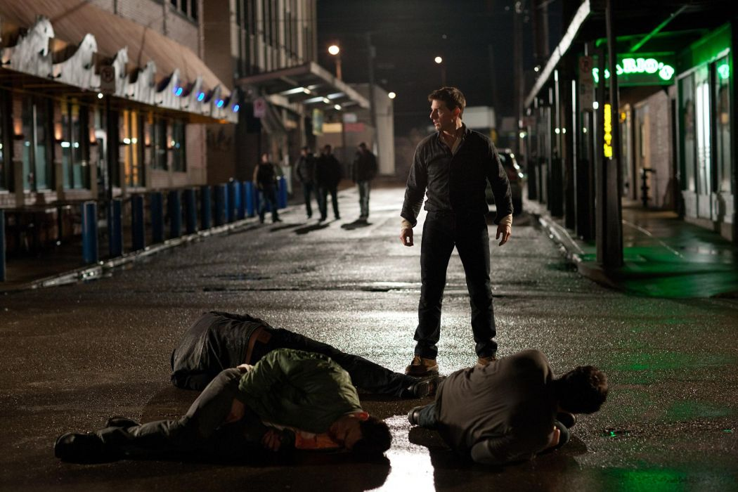 Jack Reacher movies action tom cruise wallpaper