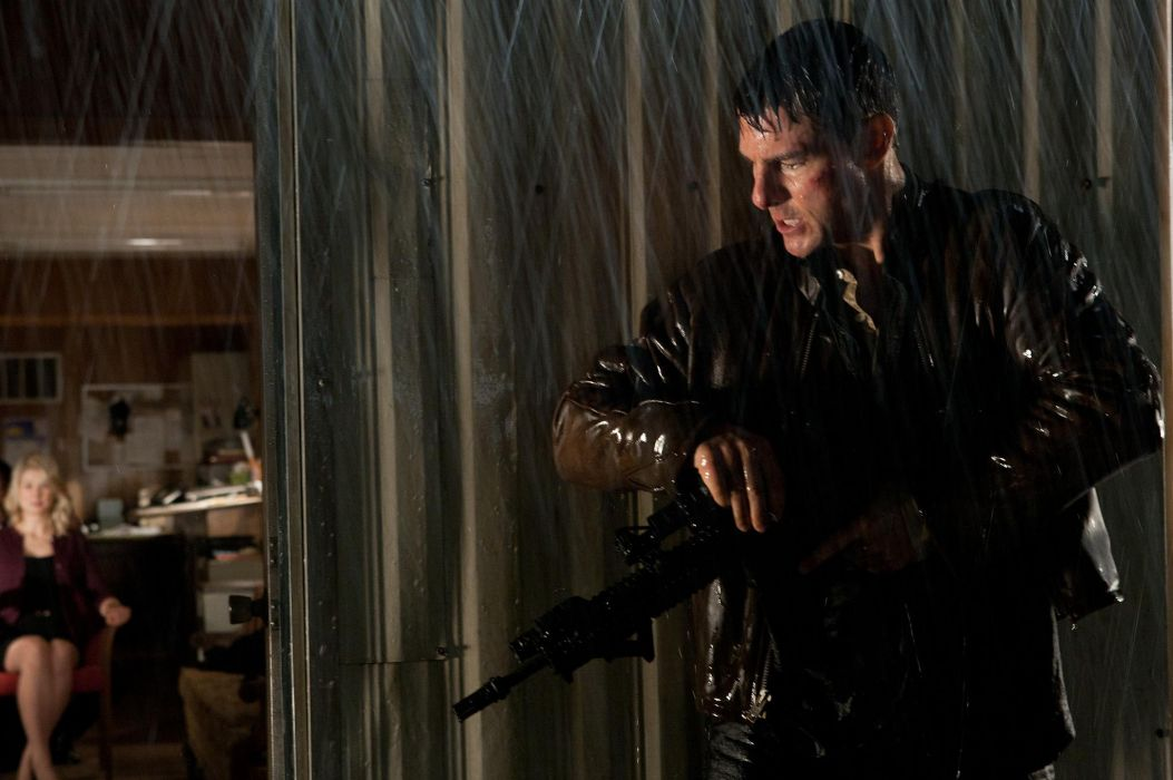 Jack Reacher movies action weapons guns tom cruise   f wallpaper