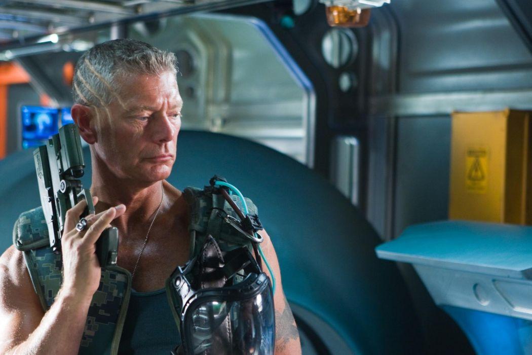 Avatar movies action adventure sci-fi weapons guns men males wallpaper