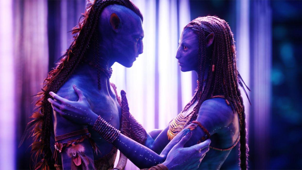 Avatar movies action adventure sci-fi         w wallpaper