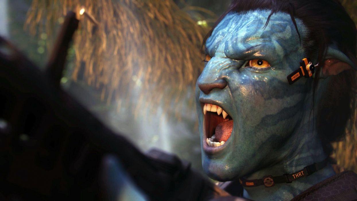 Avatar movies action adventure sci-fi       k wallpaper