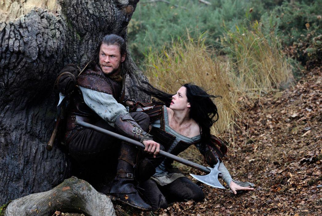 Snow White And The Huntsman movies fantasy adventure     f wallpaper
