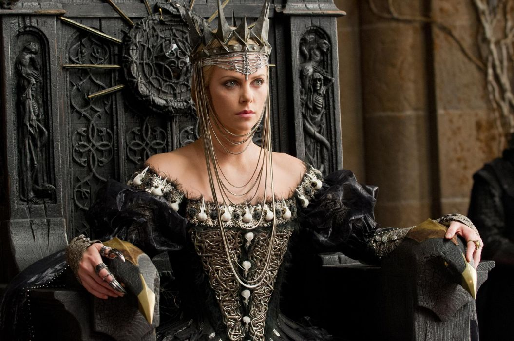 Snow White And The Huntsman movies fantasy adventure charlize wallpaper