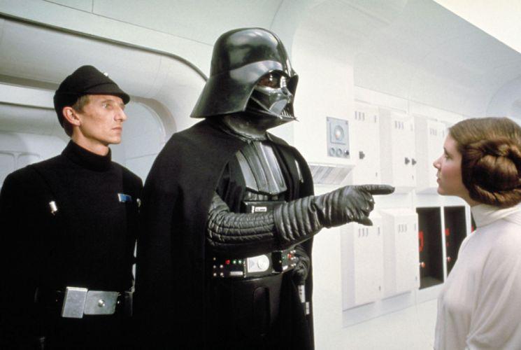 Star Wars sci-fi movies futuristic darth vader wallpaper