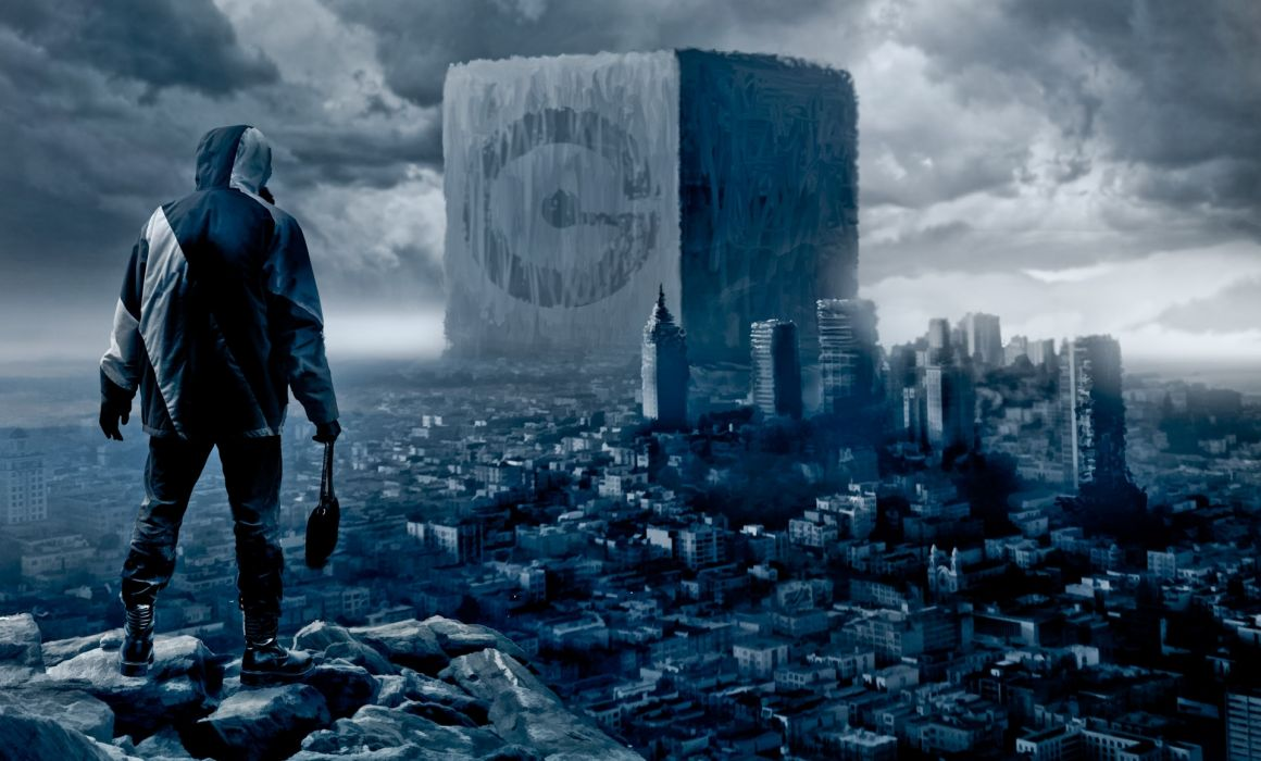 romantically apocalyptic alexiuss sci-fi comics cities post apocalyptic destruction ruins decay people dark wallpaper