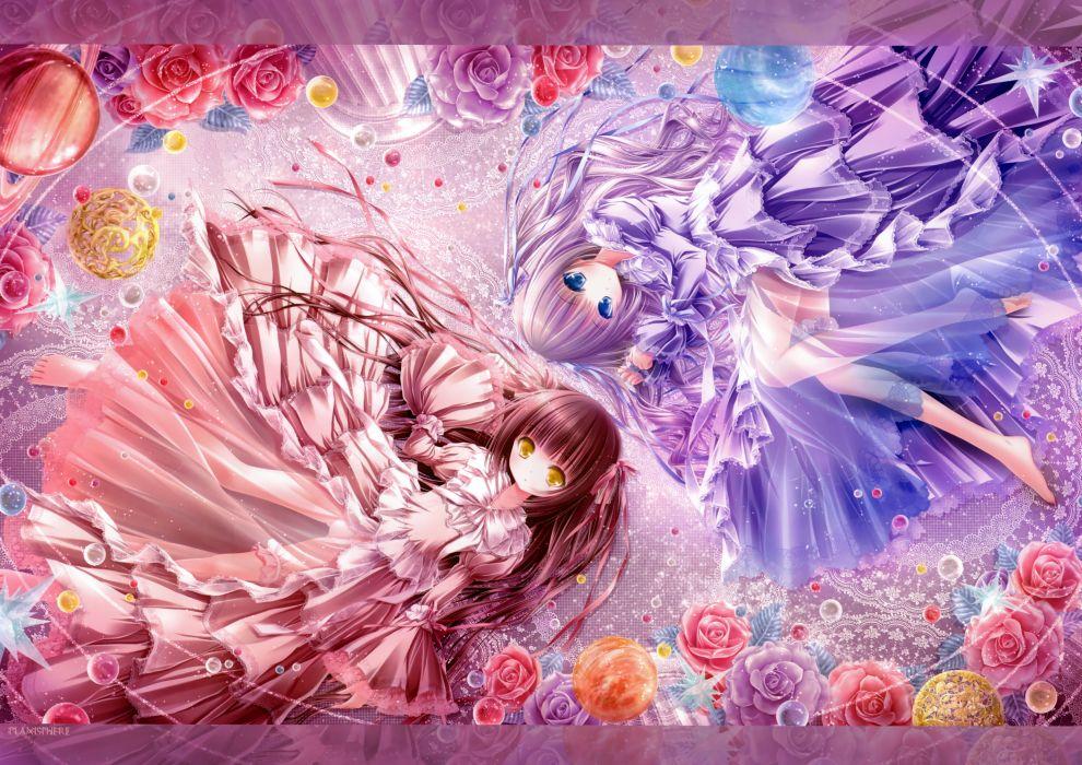 original anime tinkerbell girl wallpaper
